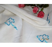 Tablecloth Flowers 140х140