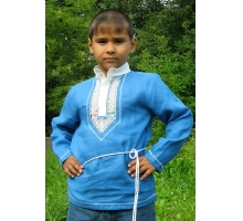 Рубашка Детская Модель 2