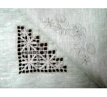 Pillowcase Corner Lace 50х50