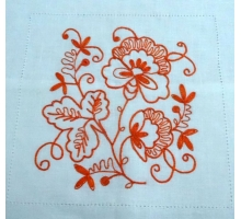Pillowcase Wildflowers 50х50