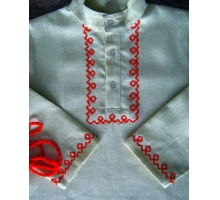 Рубашка Детская Модель 4