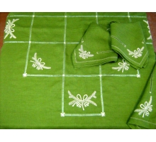 Souvenir napkin Christmas 43х43
