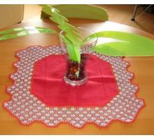 Souvenir napkin Ambassadorial 54х54