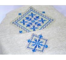 Tablecloth Cocktail Lace 145круг