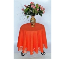Tablecloth Rose 145круг