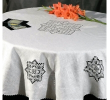 Tablecloth Cocktail Lace 145